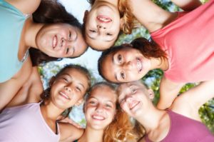 First period: How to support your young girls