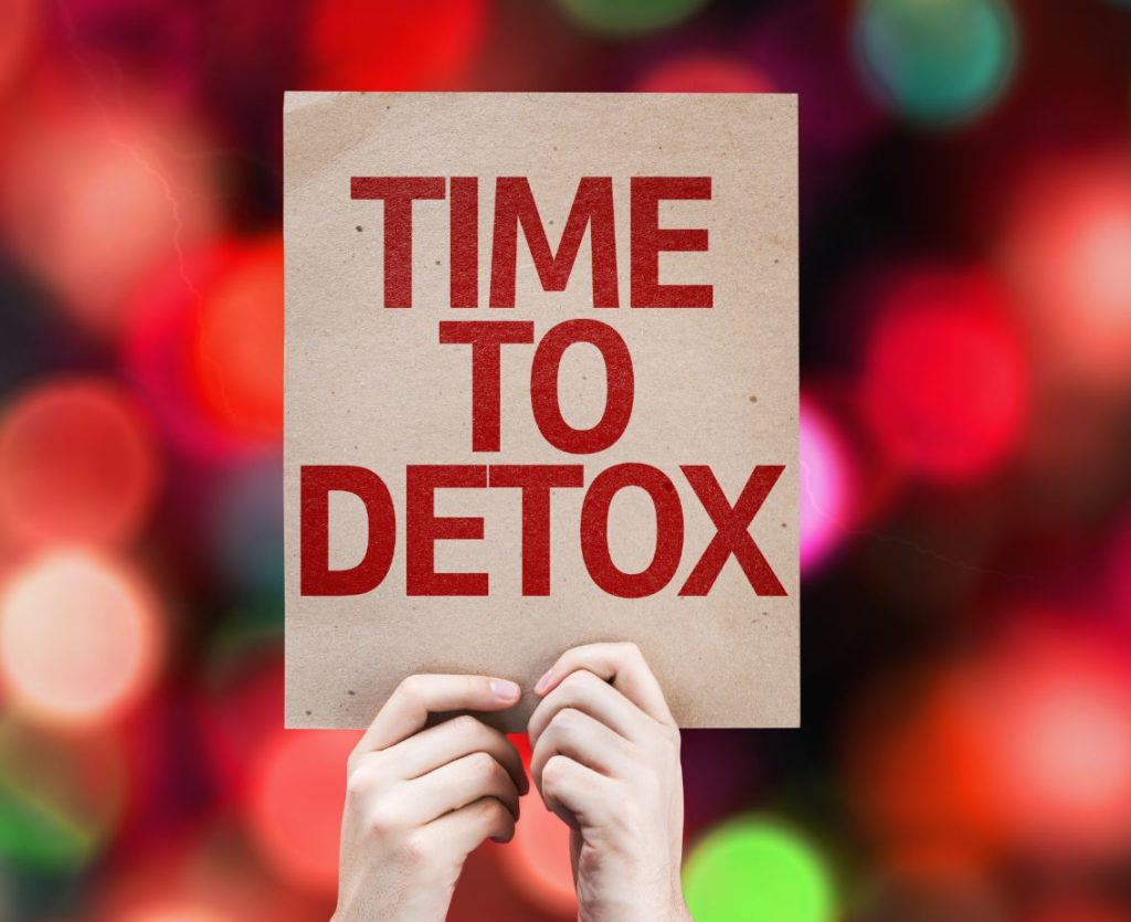 8 Signs You Need a Detox!
